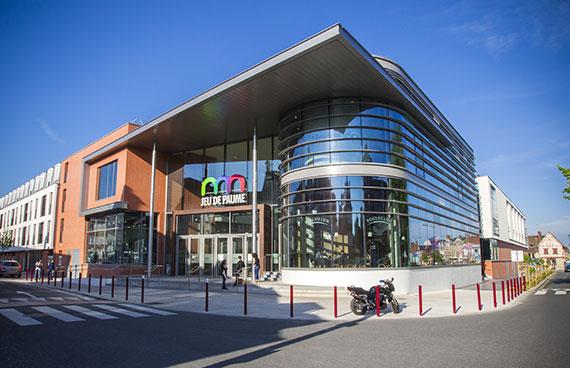 Accueil | Le Jeu de Paume - Centre commercial centre ville de Beauvais