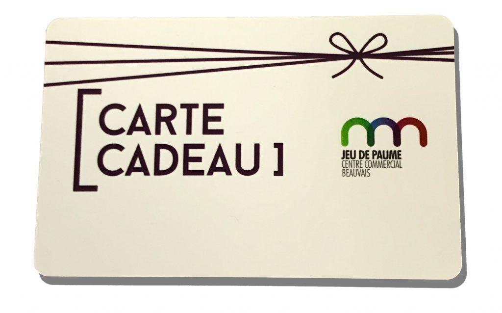 Carte Cadeau Le Jeu De Paume