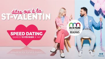 SPEED DATING - SAINT VALENTIN